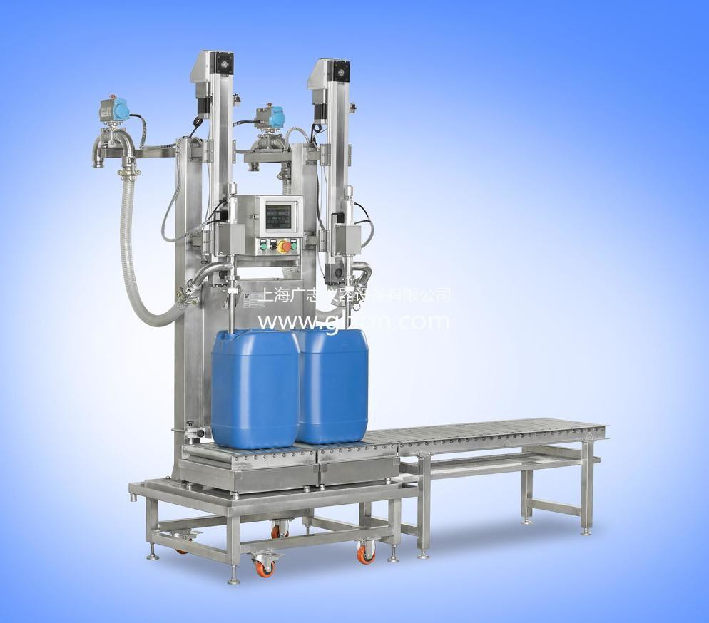 25升方桶液面下灌装机 化