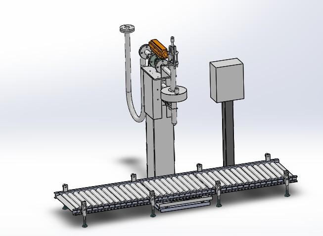 200L液体定量灌装机产品介绍