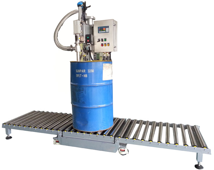 5-18L液体称重式灌装机