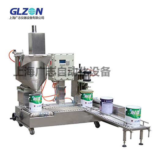 机油灌装机、粘稠液体灌装设备、化工溶剂灌装