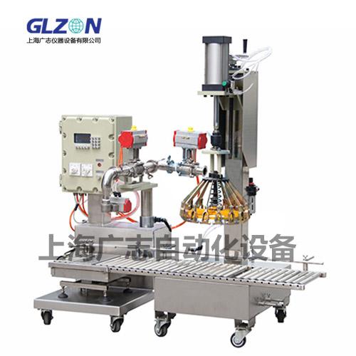 自动油类灌装机 粘稠液体灌装机 化工润滑油灌机