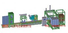 自动灌装、自动放盖、自动压盖生产线