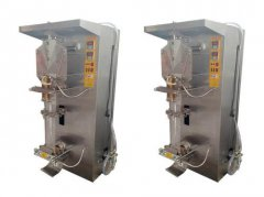 袋装酱油醋液体包装机