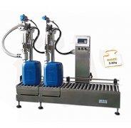 25升方桶液面下灌装机 化工灌装机 清洗剂灌装机
